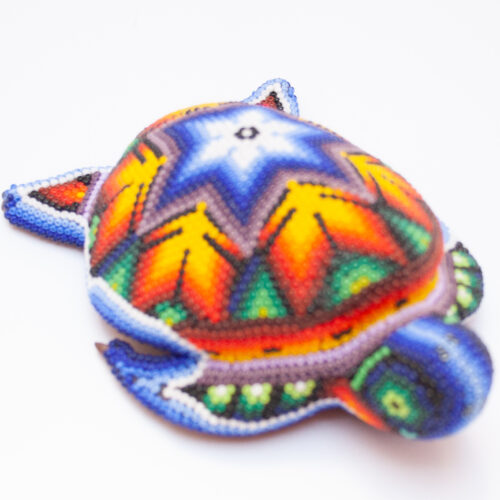 Multicolour Beaded Turtle
