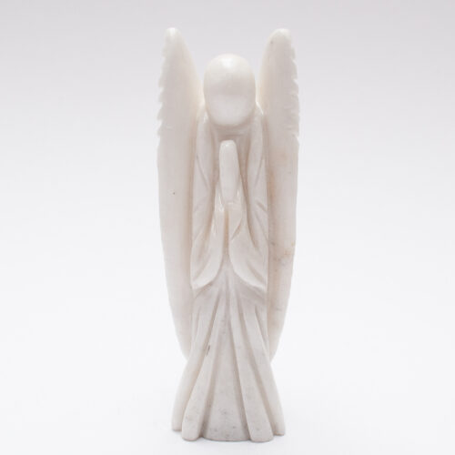 White Onyx Angel