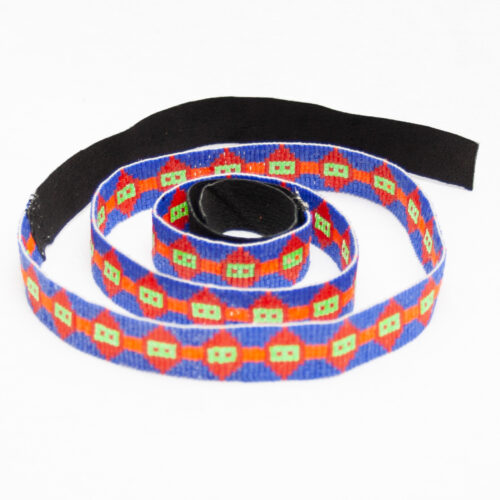 Red Blue Headband Hatband