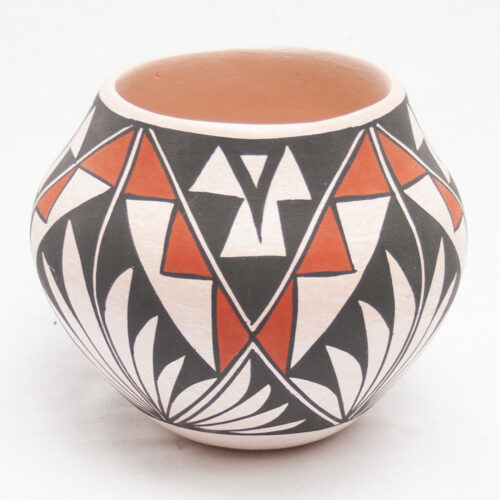 Red Indian Pottery