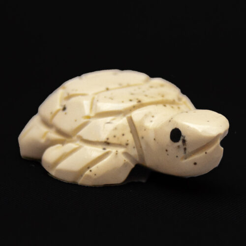 Marilyn Quam Jasper Zuni Turtle Fetish