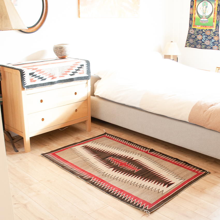 1920's Native Indian Rug