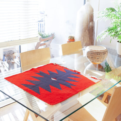 Red Germantown Rug