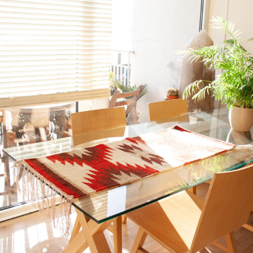 Vintage Table Runner