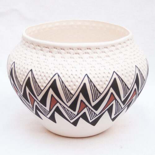 Native American Acoma Pottery