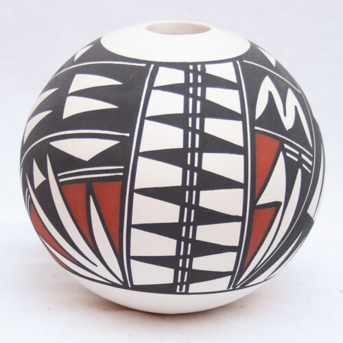 Native American Acoma Pot