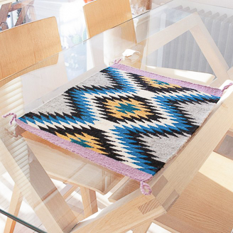 Rita M Woodey Weaving