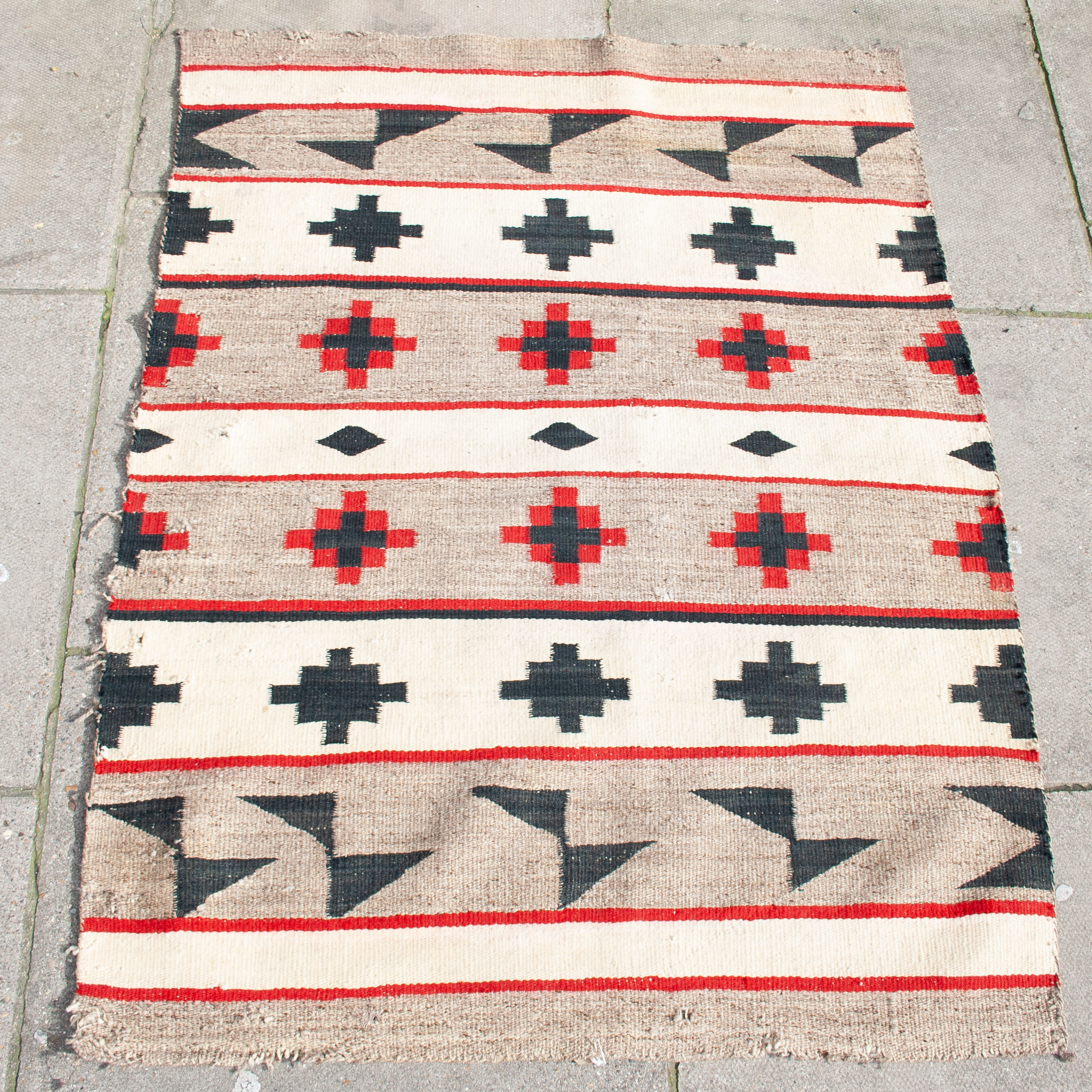 Native American Navajo Rug