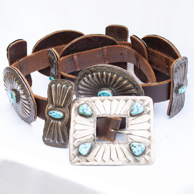 Billie Williams Concho Belt