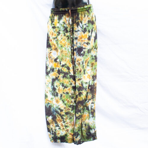 Camouflage Tie-Dye Trousers S/M