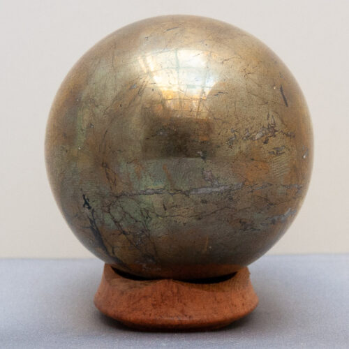Pyrite Crystal Ball