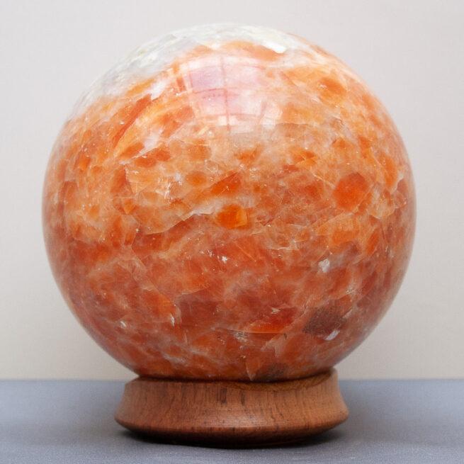 Sunstone Crystal Ball