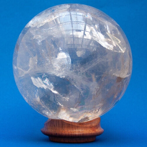 Quartz Crystal Ball