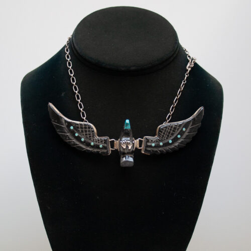 Black Eagle Necklace