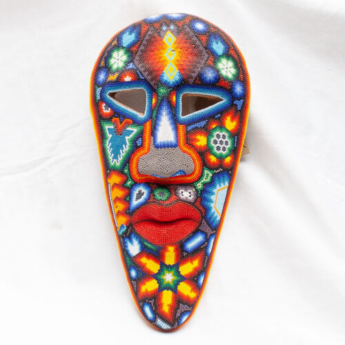 Large Huichol Ceremonial Mask
