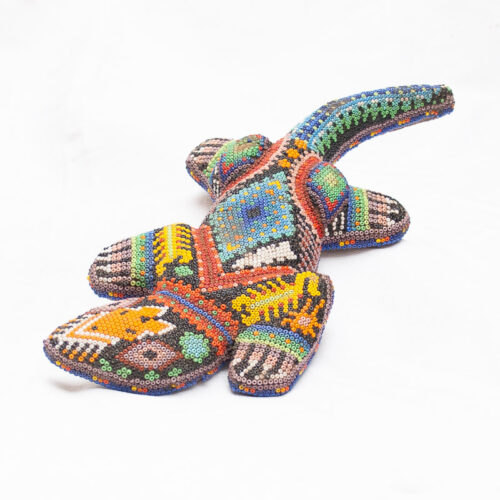 Huichol Beaded Salamander
