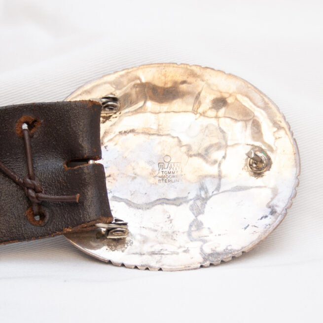 Tommy Moore Coral Buckle
