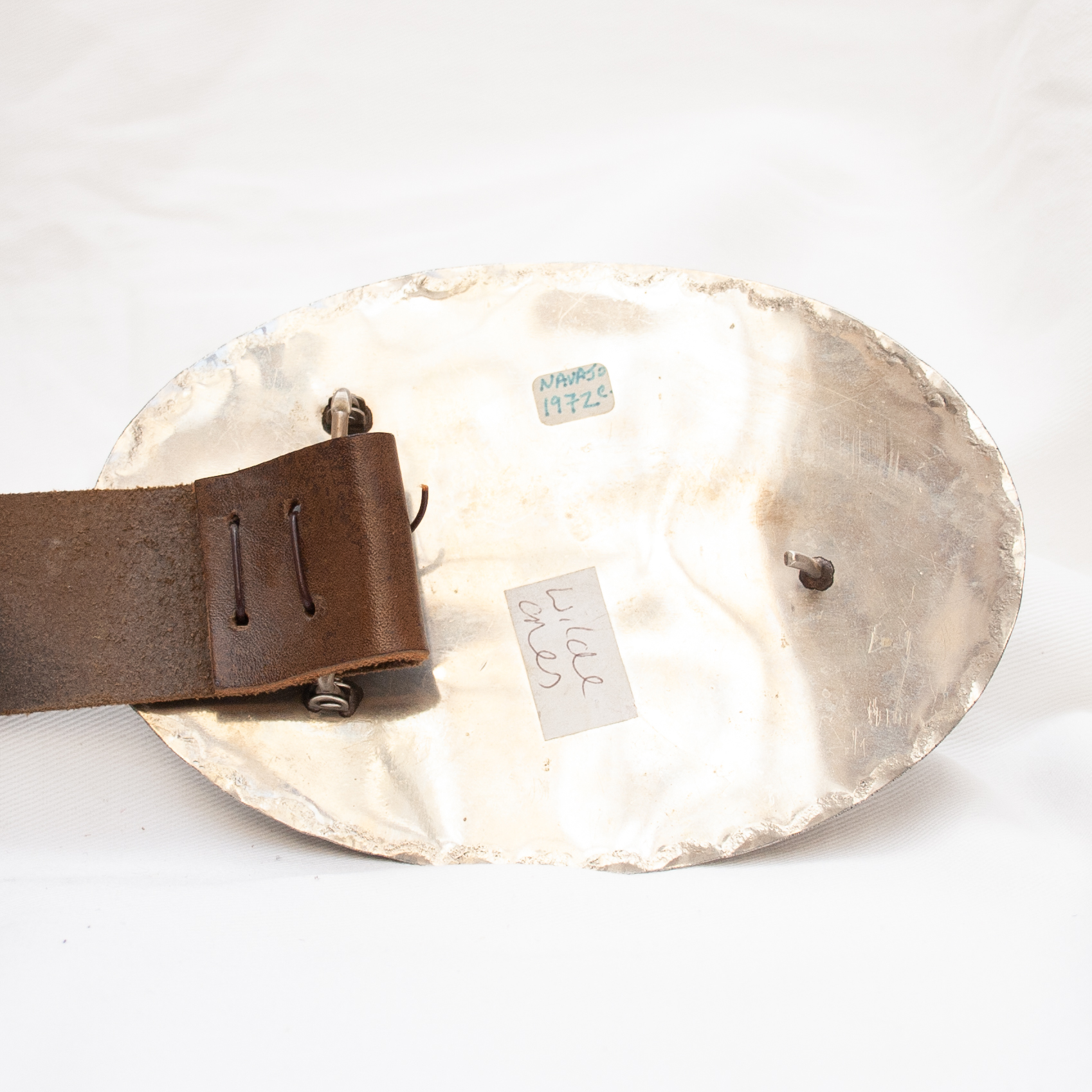 Large Vintage Buffalo Buckle
