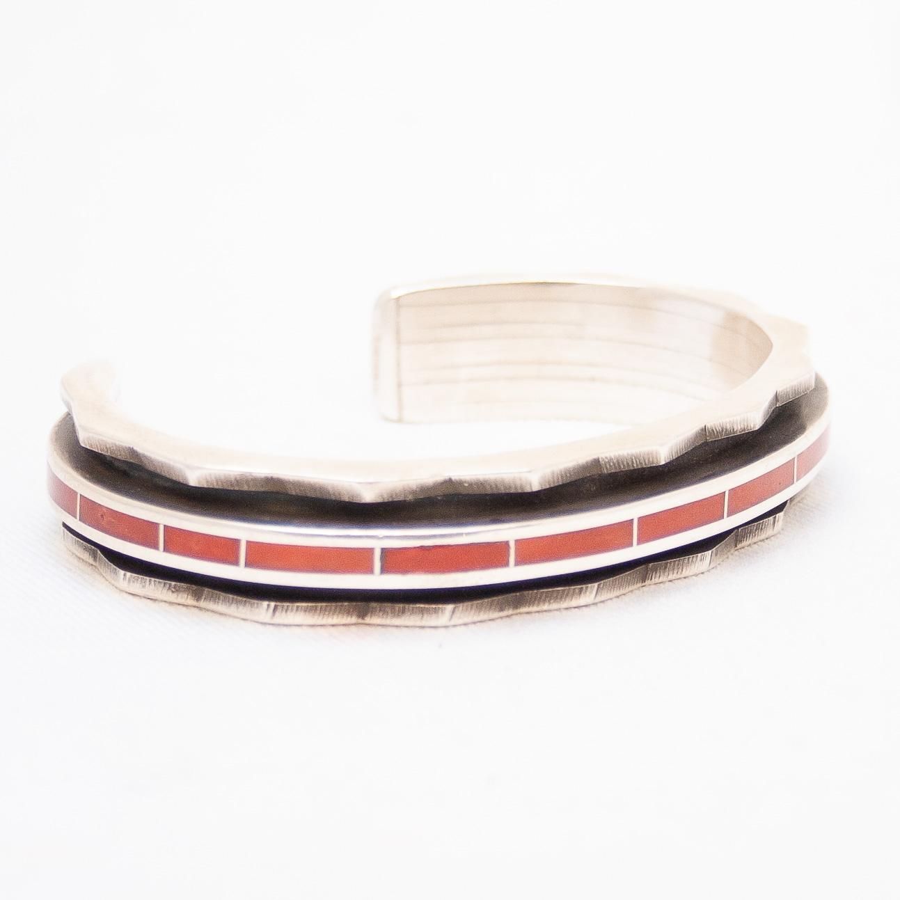 Coral Loretto Bracelet