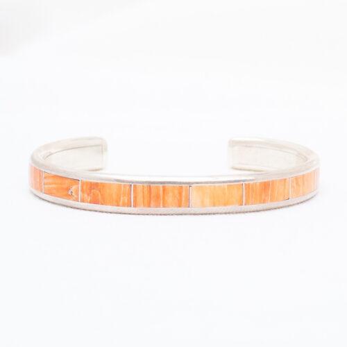 Larry Loretto Orange Spondylus Bracelet