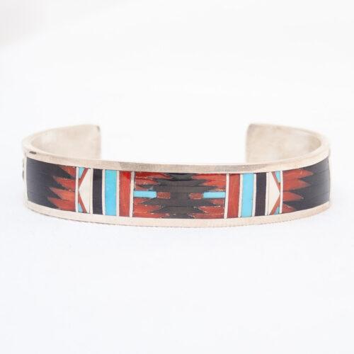 Dishta Rug Pattern Bracelet