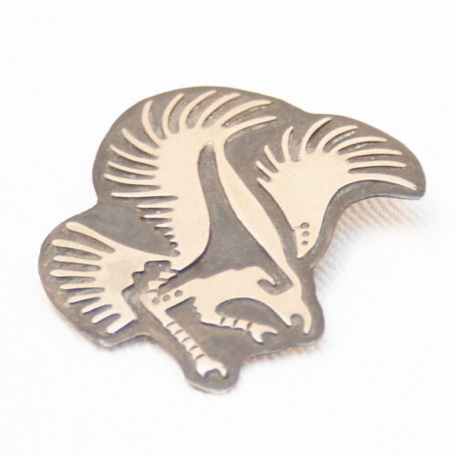 Stanley Gene Eagle Brooch