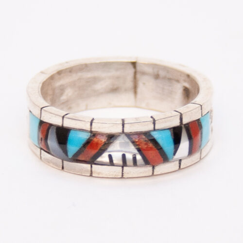 Phylis Lucio Inlay Ring