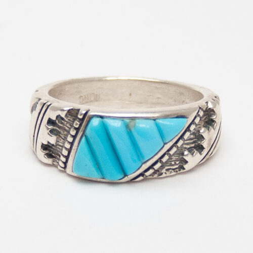 Turquoise Ring Size S