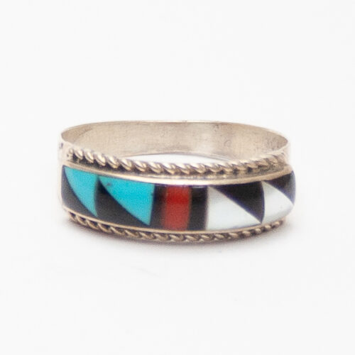 Roger Skeet Inlay Ring