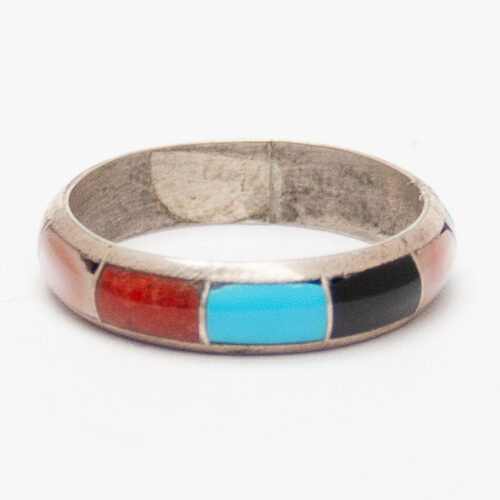 Multicolour Ring Size ST