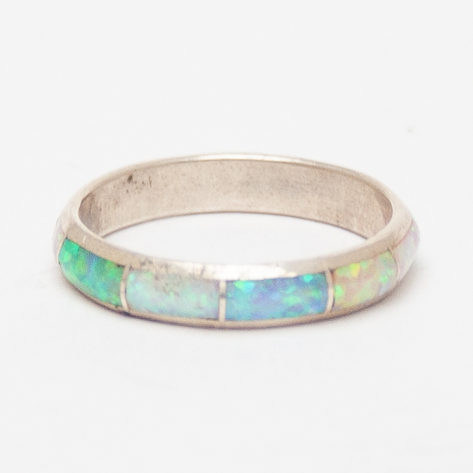 Andreas Chavez Opal Ring