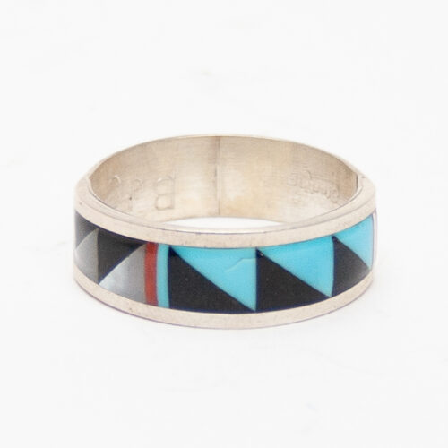 Bernard Cachini Inlay Ring