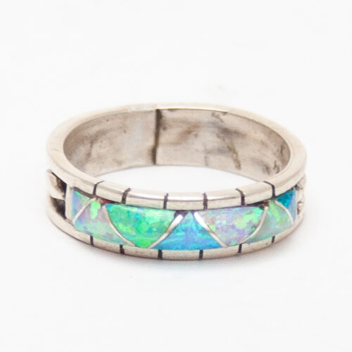 Phylis Lucio Opal Ring