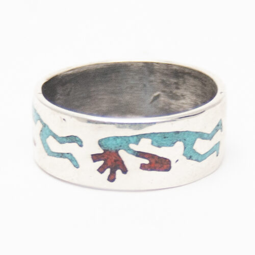 Native American Kokopelli Ring
