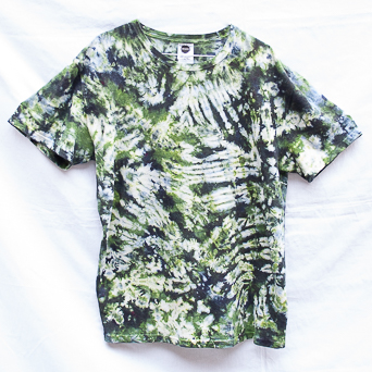 Green Hemp T-Shirt L
