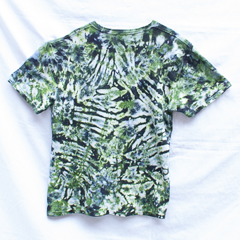 Green Hemp T-Shirt L