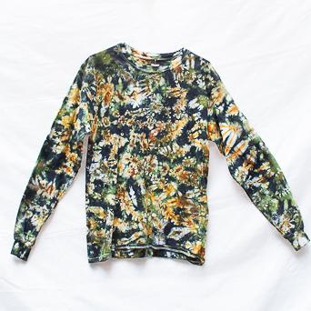 Camouflage Long-Sleeve M