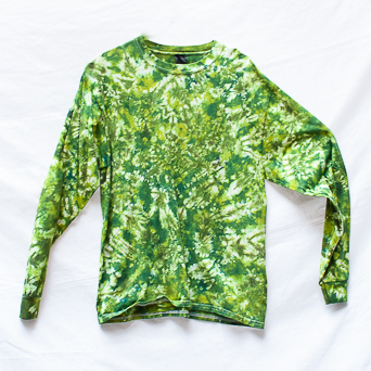 Bright Green Long-Sleeve L