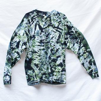 Dark Green Long-Sleeve XL