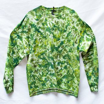 Bright Green Long-Sleeve XL