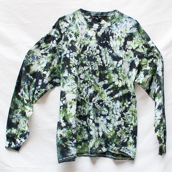 Camouflage Cotton Long-Sleeve XL