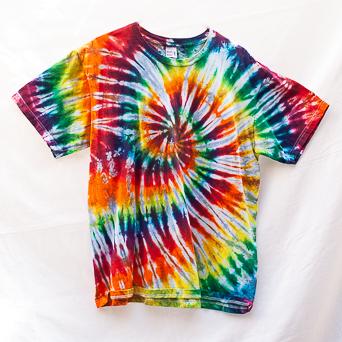 Multicolour T-Shirt Size Large