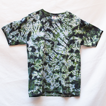 Camouflage T-Shirt Youth XL