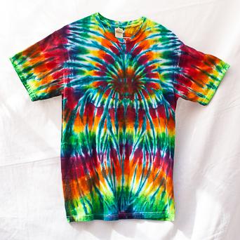 Rainbow Colours T-Shirt M