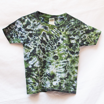 Camouflage T-Shirt Youth XS
