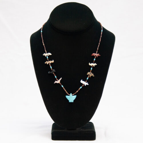 Neil Thomas Zuni Animal Necklace