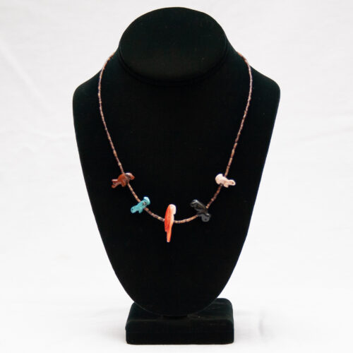 Short Totem Animal Necklace