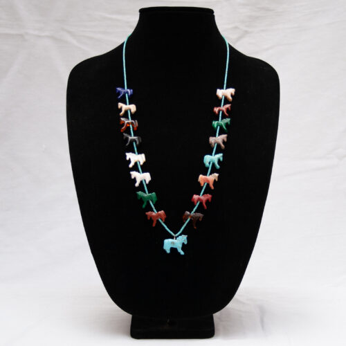 Spirit Animal Horse Necklace