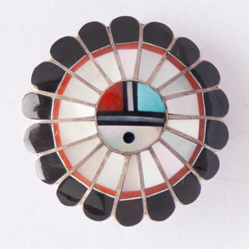 Burdian Soseeah Kachina Pin Brooch Pendant