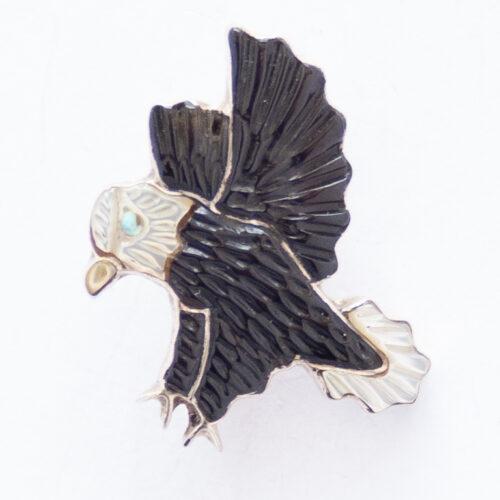Andrea Shirley Lonjose Eagle Pin Brooch Pendant